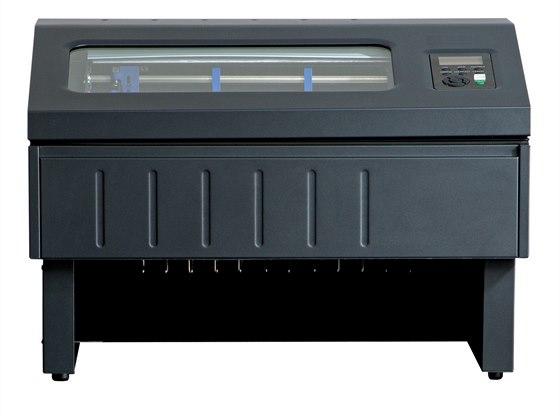 Řádkové tiskárny, jako OKI MX8000, jsou určené pro velmi vysoké objemy tisku...