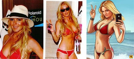 Lindsay Lohanová versus Lacey Jonasová