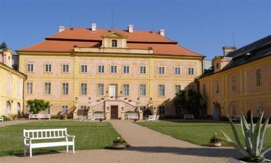 Krásným Dvorem vás provede spisovatel Goethe a botanik Zinnöger