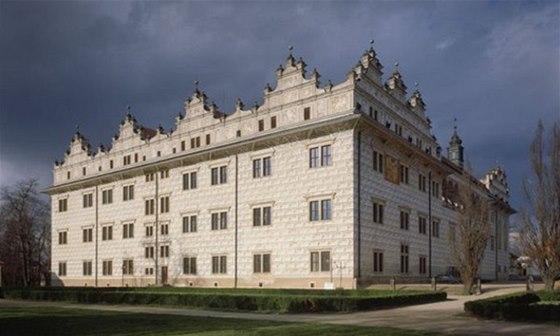 Při kastelánských prohlídkách zámku Litomyšl navštívíte reprezentační pokoje i