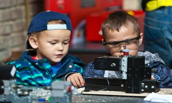 Ostravský Malý svět techniky potěší každého návštěvníka