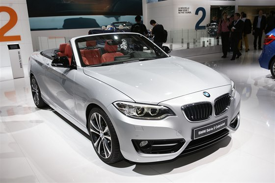 BMW �ady 2 kabriolet