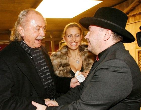 Franti�ek Jane�ek, Tereza M�tlov� a Michal David