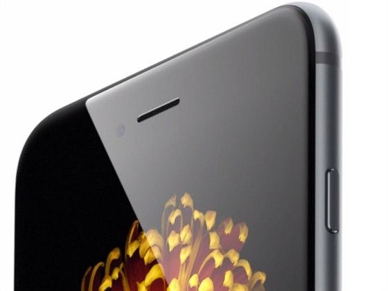 Krycí sklo displeje nových iPhonů má zaoblené hrany