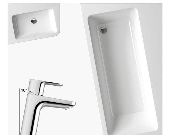 Nov� koncept design�ra Kry�tofa Nos�la �10 �� pro Ravak si hraje s posunem vany, umyvadla �i baterie.