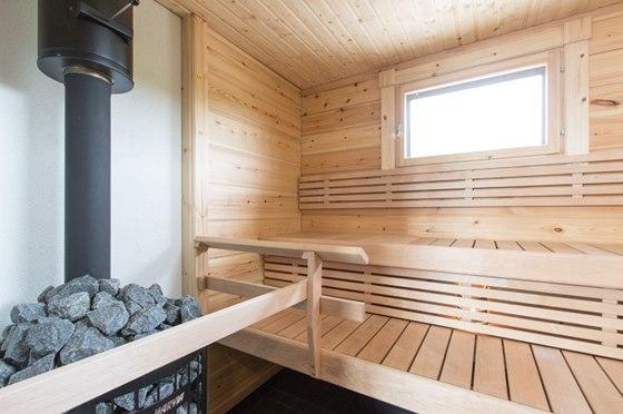 Sauna je pro Finy nezbytná.