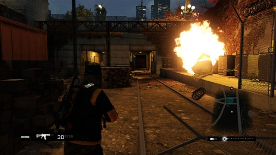 Watch Dogs: Bad Blood DLC (PS4)