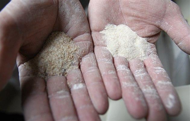 V pekárně Herold pečou chleba už více než dvě desítky let.