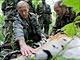 Vladimir Putin se velmi anga�uje v boji za z�chranu ohro�en�ho tygra...