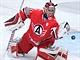 Jakub Kov�� je jedn�m z �esk�ch hokejist� p�sob�c�ch v KHL