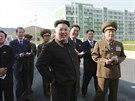 Severokorejský vůdce Kim Čong-un se po 40 dnech v ústraní objevil na...