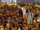 Prodemokratické protesty v Hongkongu pokračují, lidé se vrací do ulic (10....