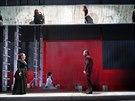 Sc�na z opery P�d Arkuna