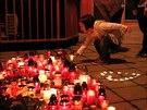 Žďár drží pietu za mrtvého studenta. Byl to hrdina, shodují se blízcí (14....