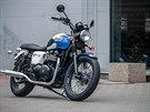 Triumph Bonneville Spirit Special Edition 2015