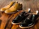 Bota nemusí mít jen černou barvu.