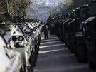 Bělehrad se připravuje na první vojenskou přehlídku po bezmála třiceti letech...