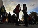 Většina studentů žďárské střední školy den po útoku vražedkyně s nožem...