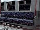 N�vrh nov� soupravy lond�nsk�ho metra. Tendr na v�robce by m�l b�t vyhl�en na...
