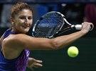 BEKHEND. Irina-Camelia Beguová v semifinále turnaje v Moskvě.