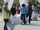 Jihokorejci k oslavám KLDR vypustili balony s letáky proti severokorejskému...