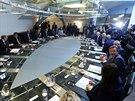 První zasedání belgické vlády, ve které jsou poprvé v historii separatisté.
