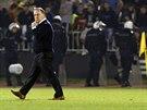 Dick Advocaat, nizozemský trenér srbských fotbalistů, opouští scénu nedohraného...
