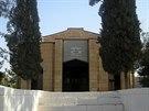 Sulejmanova hrobka leží nedaleko syrského Aleppa a je tureckou exklávou (ilustrační snímek).