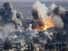Radikálové z Islámského státu zintenzivnili útoky na severní sektor města...