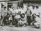 Rodina Vladimíra Menšíka.