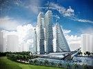 Vasilij Kljukin je přesvědčený, že jeho centrum White Sails Hospital and Spa se...