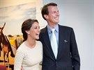 Dánská princezna Marie a princ Joachim  (2014)