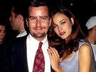 Charlie Sheen a Donna Peeleová (1995)