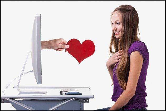 Romantický vztah skrze po�íta�ovou obrazovku vy�aduje trp�livost a p�ekvapení