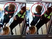 Hledaný muž, který měl v obchodním centru na Pankráci vyhrožovat zákazníkovi...