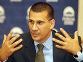 Antonio Rodiles byl jedním z hostů letošního Fora 2000.