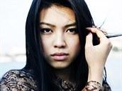 Miss Vietnam �eské republiky Hana Maiová