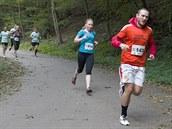 Závod Rungo namydlená pětka v Mariánském údolí.