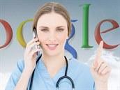 Google nabízí u�ivatel�m mo�nost spojit se s doktorem prost�ednictvím...