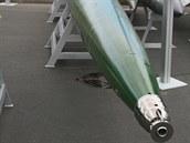 Ruské superkavitační torpédo Škval
