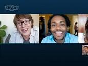 Skupinové videohovory přes Skype jsou nyní bezplatné i pro majitele tabletů...