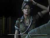 Hlavní hrdinka Amanda Ripleyová.