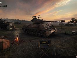 World of Tanks - FURY