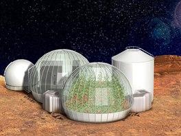 Pěstování vlastních plodin na Marsu se podle simulací vědců z MIT ukazuje jako...