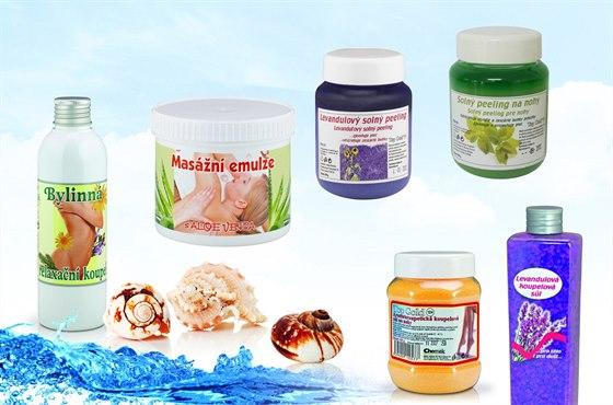 Přírodní wellness produkty