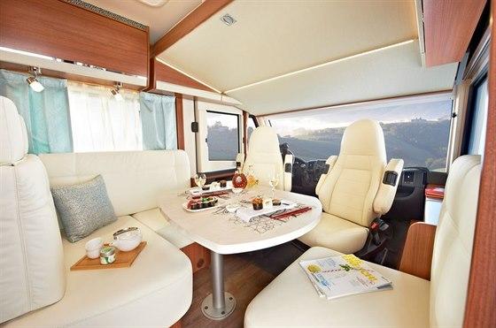 Vyrazte za dobrodružstvím ve vlastním karavanu či obytném voze!