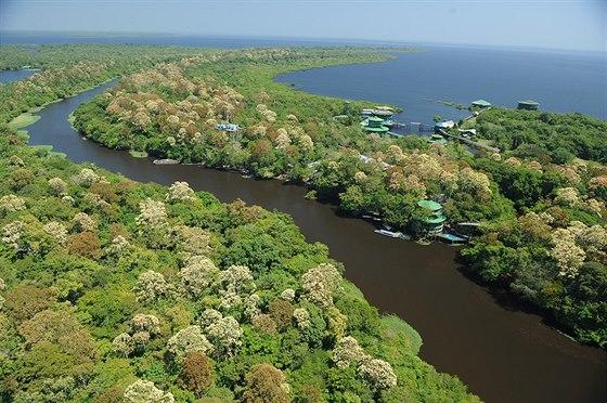 Ariau Amazon Towers (Manaus, Brazílie)