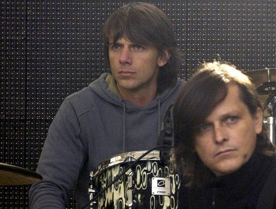 Chinaski - Pavel Grohman a Michal Mal�tn� - (26. ��jna 2006)