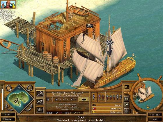 Tropico 2: Pirate's Cove
