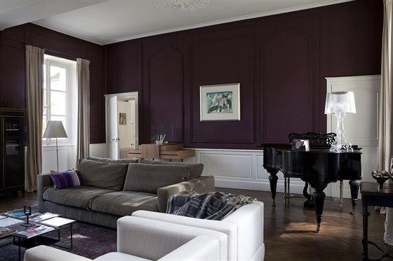 Klavír z dílny Pleyel v hotelové hale hraje už od roku 1903.